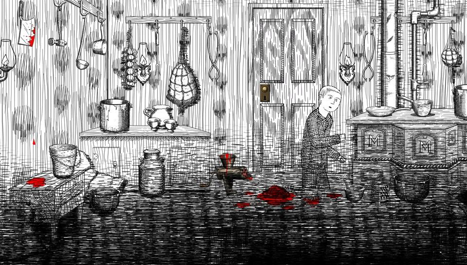 Neverending Nightmares PS Vita