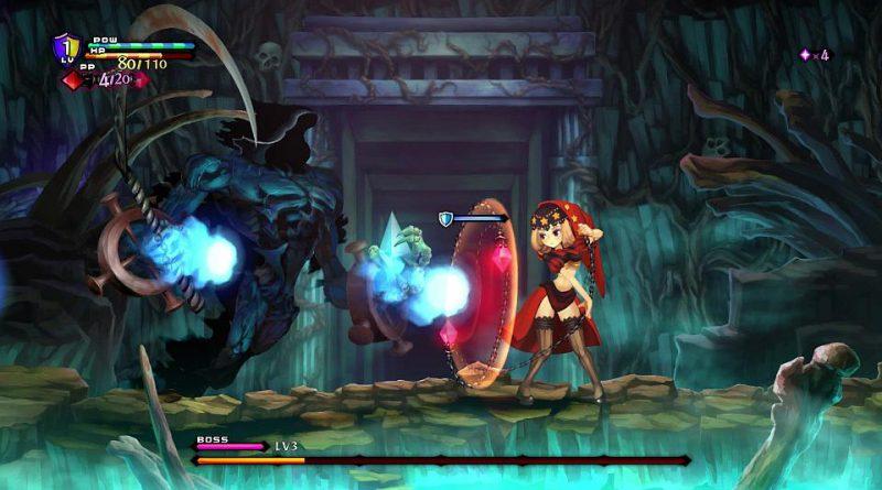 Odin Spere Leifthrasir PS Vita PS3 PS4 Velvet