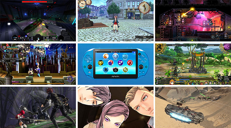 PS Vita New Releases June 2016