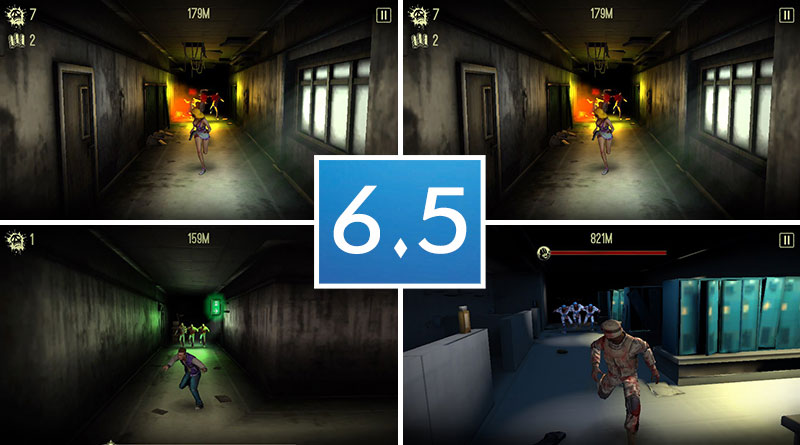 Corridor Z PS Vita Review