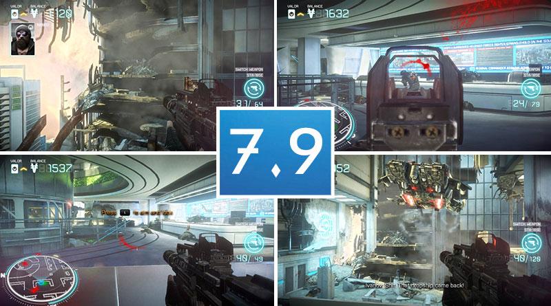 Review Killzone: Mercenary PS Vita