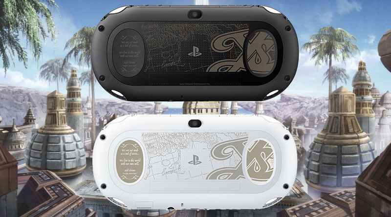 Limited YS VIII Lacrimosa of Dana PS Vita Editions