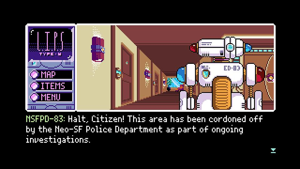 2064: Read Only Memories PS Vita PS4