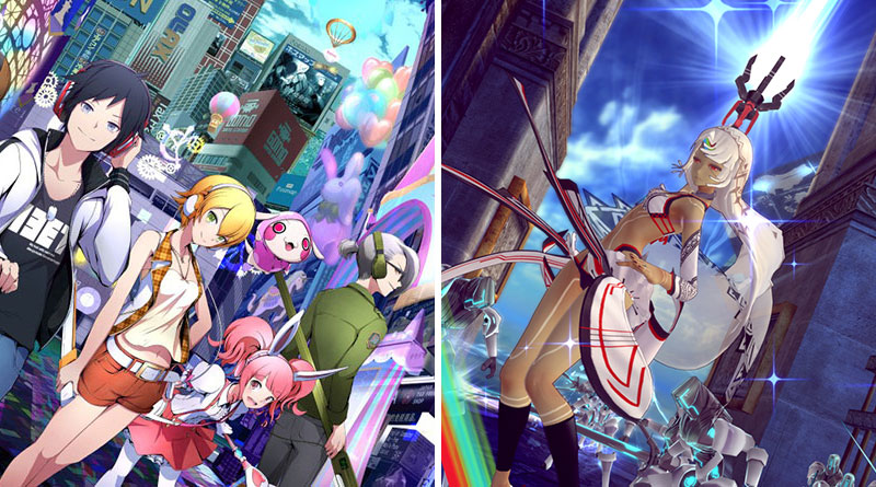 Akiba's Beat Fate/Extella: The Umbral Star PS Vita PS4