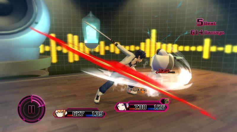 Akiba's Beat PS Vita PS4