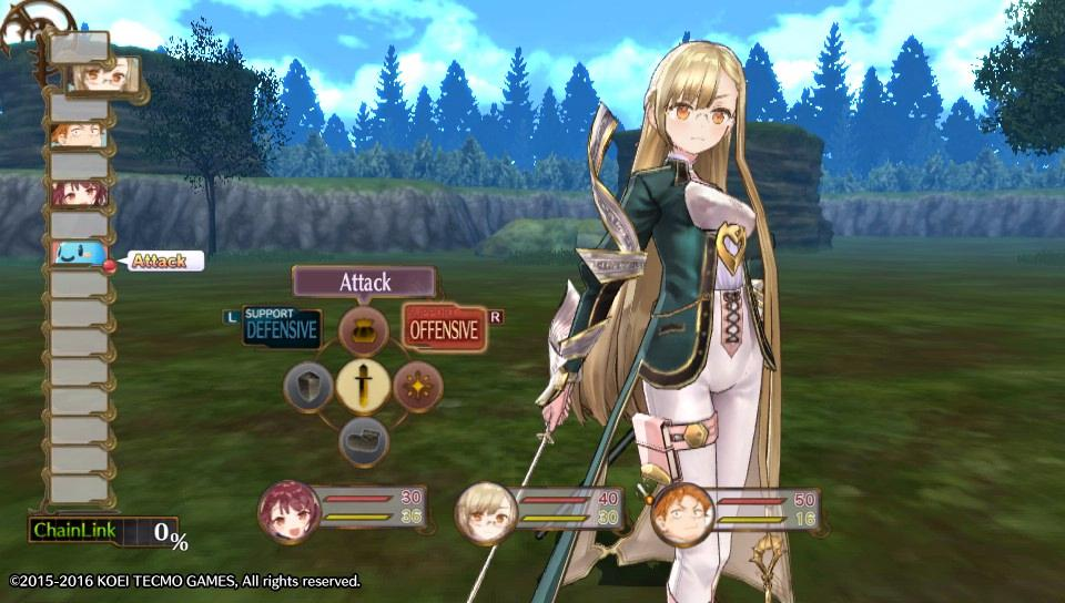 Review: Atelier Sophie: The Alchemist of The Mysterious Book PS Vita