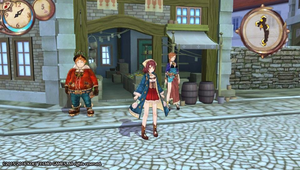 Atelier Sophie: The Alchemist of The Mysterious Book PS Vita