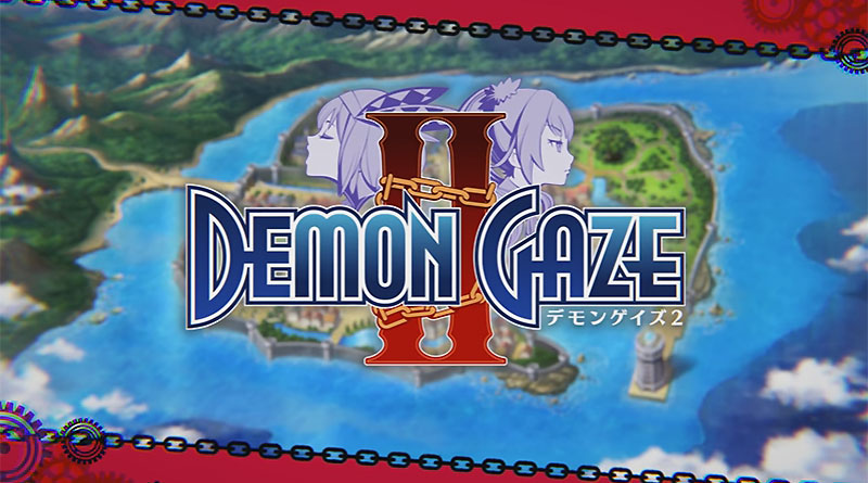 Demon Gaze II 2 PS Vita