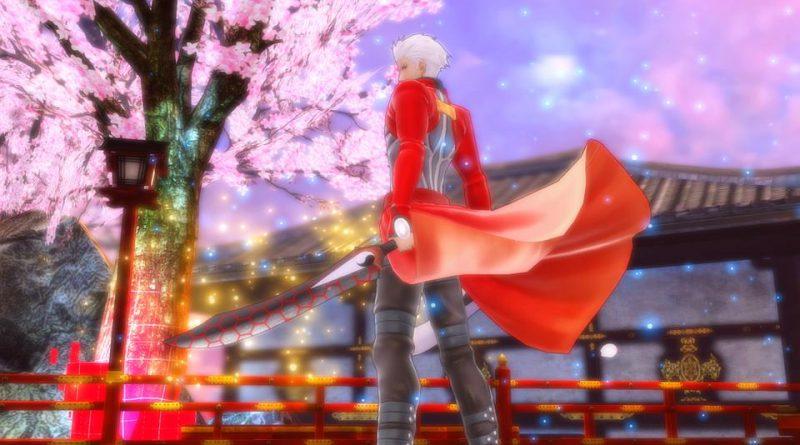Fate/Extella PS Vita PS4