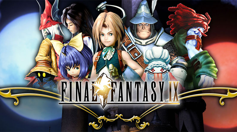 Final Fantasy IX Remastered PS Vita