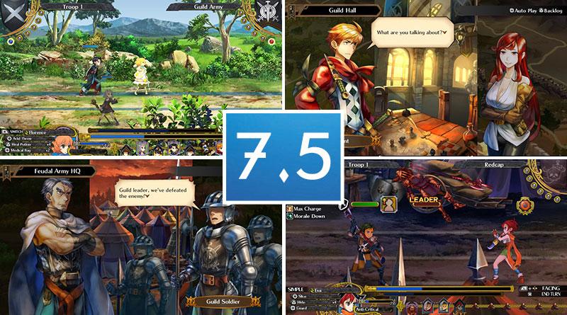 Grand Kingdom PS Vita Review