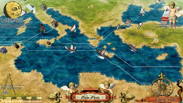 Neo Atlas 1469 PS Vita
