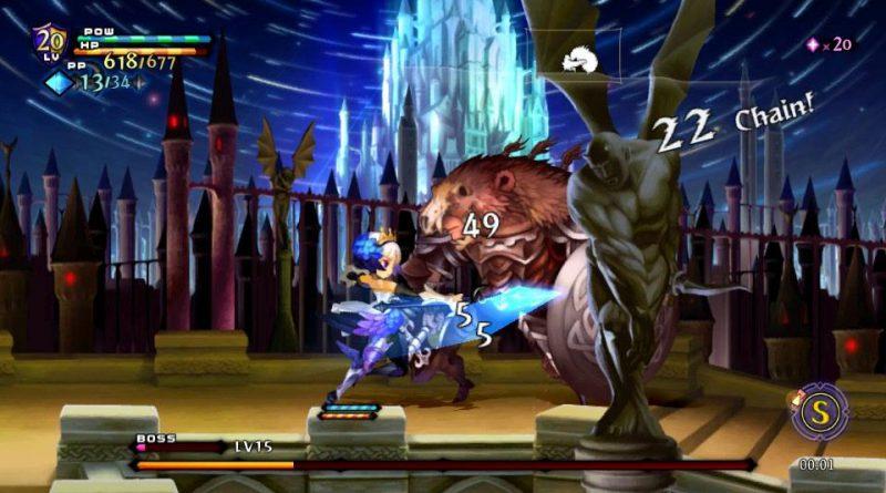Odin Spere Leifthrasir PS Vita PS3 PS4