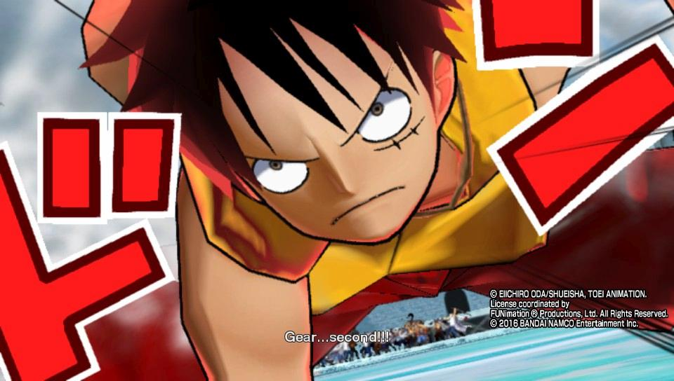 One Piece: Burning Blood PS Vita