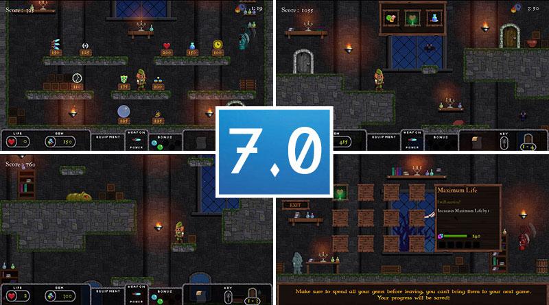 Review Bard's Gold PS Vita