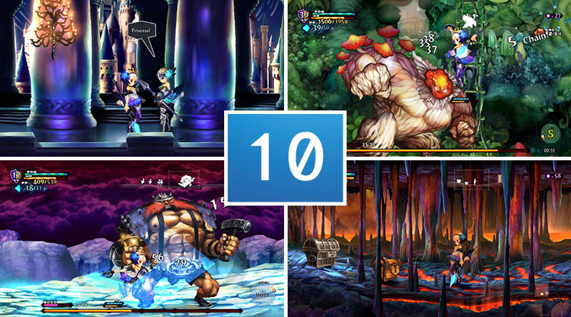Review Odin Sphere Leifthrasir PS Vita