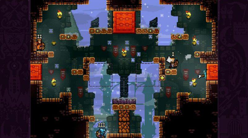 TowerFall Ascension PS Vita