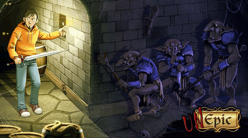 UnEpic PS Vita/PS4