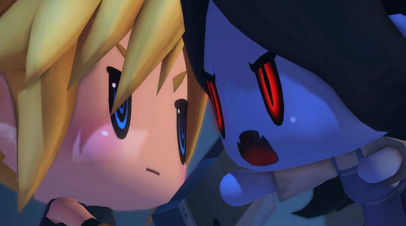 World of Final Fantasy PS Vita PS4