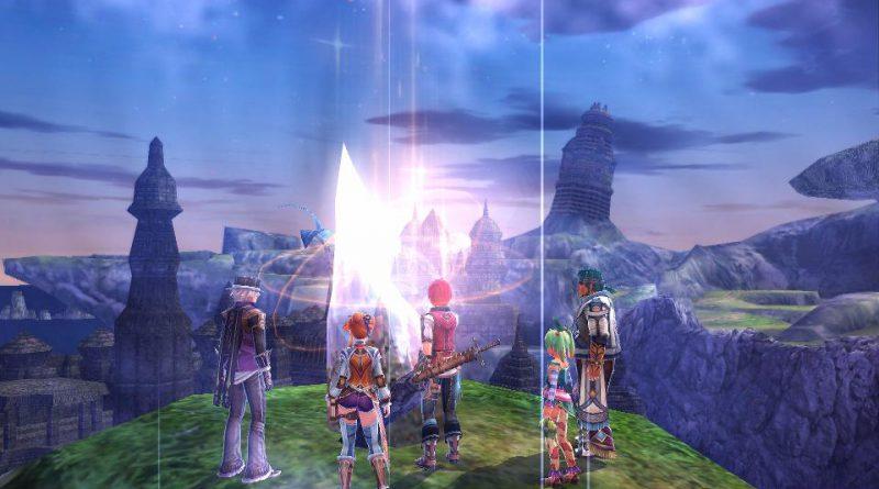Ys VIII: Lacrimosa of Dana PS Vita PS4