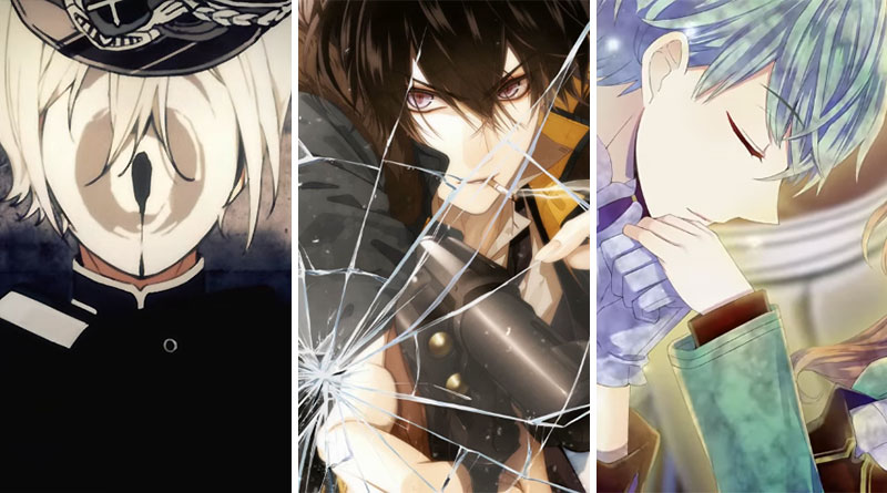 Bad Apple Wars, Collar X Malice & Period Cube PS Vita