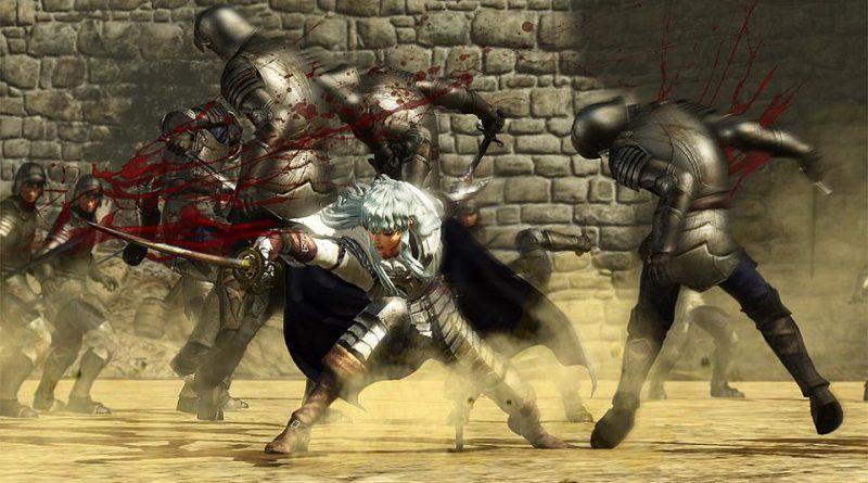 Berserk Musou PS Vita PS3 PS4