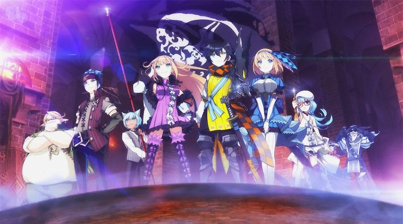 Demon Gaze II 2 PS Vita