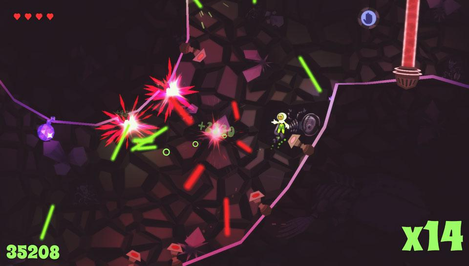 Laser Disco Defenders PS Vita