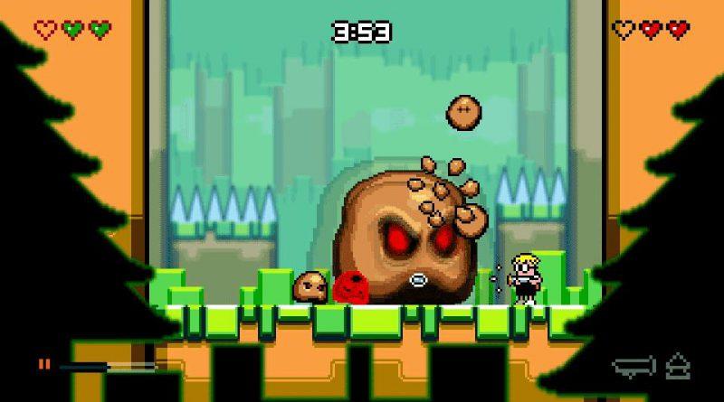 Mutant Mudds: Super Challenge PS Vita PS4