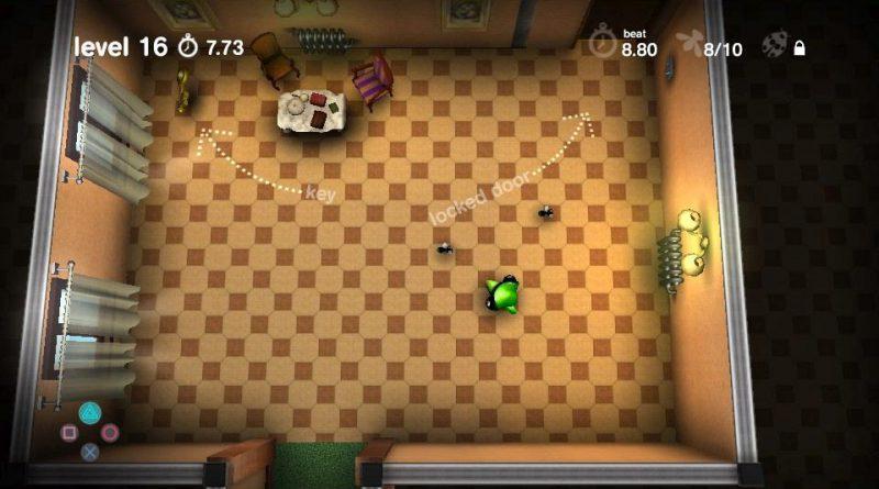 Spy Chameleon - RGB Agent PS Vita PS4