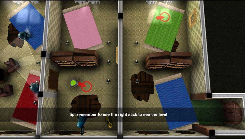 Spy Chameleon RGB Agent PS Vita