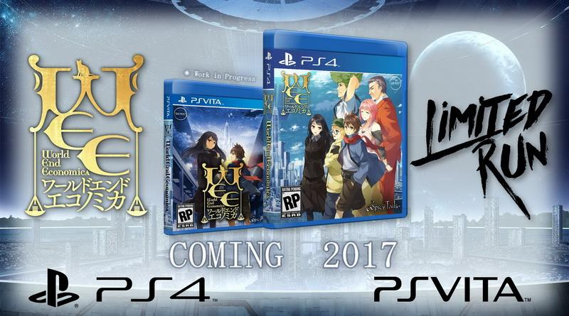 World End Economica PS Vita PS4
