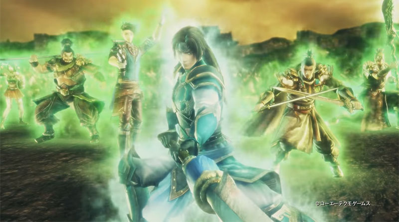 Dynasty Warriors: Eiketsuden PS Vita PS3 PS4