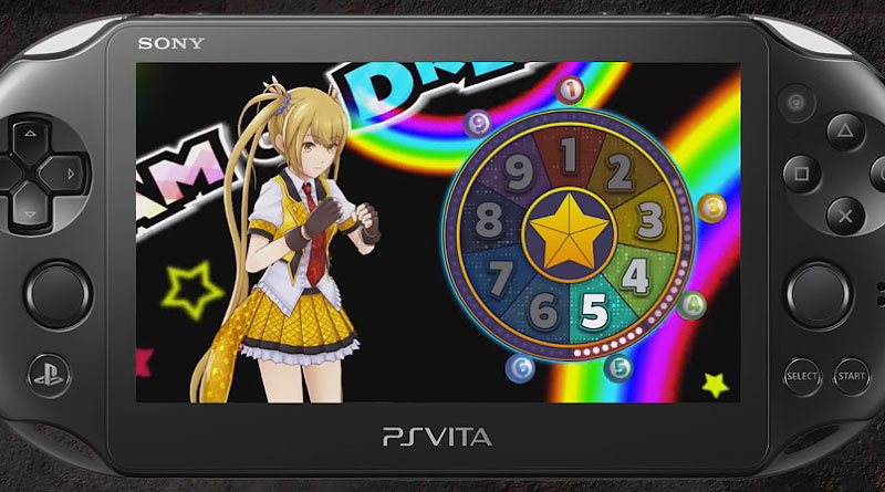 Idol Death Game TV PS Vita