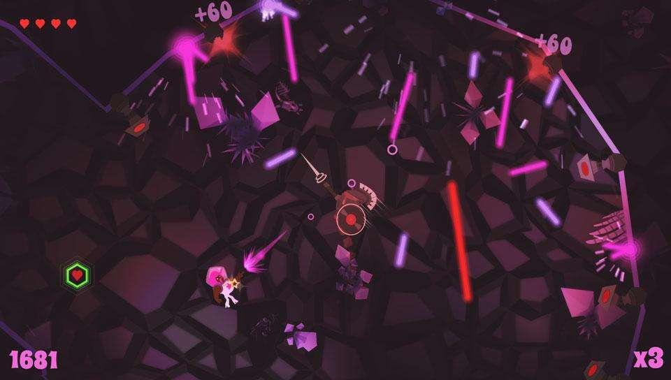 Laser Disco Defenders PS Vita