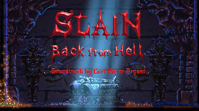Slain: Back from Hell PS Vita PS4