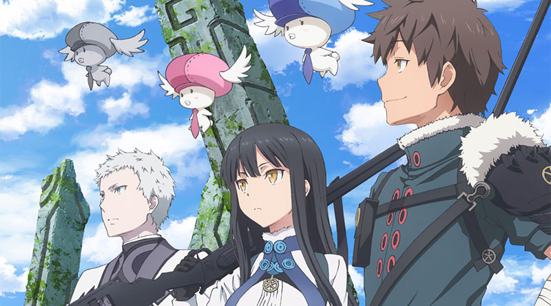 Summon Night 6: Lost Borders PS Vita Wonderful Edition