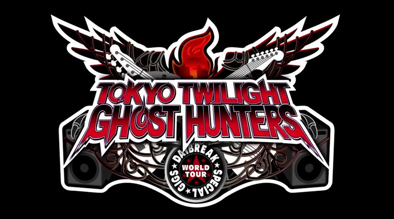 Tokyo Twilight Ghost Hunters: Daybreak Special Gigs PS Vita PS3 PS4