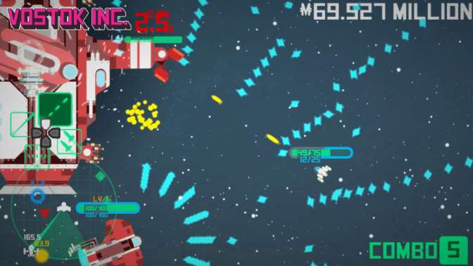 Vostok Inc. PS Vita PS4