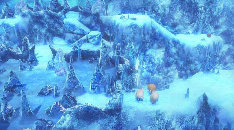 World of Final Fantasy PS Vita PS4