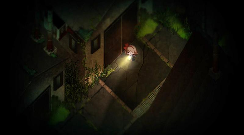 Yomawari: Night Alone PS Vita