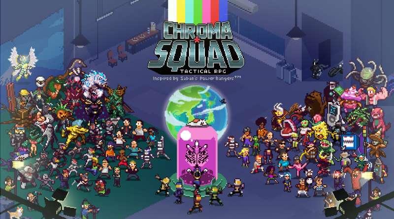 Chroma Squad PS Vita PS4
