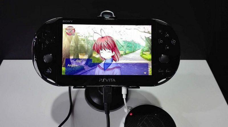 Clannad PS Vita