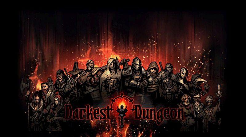 Darkest Dungeon PS Vita PS4