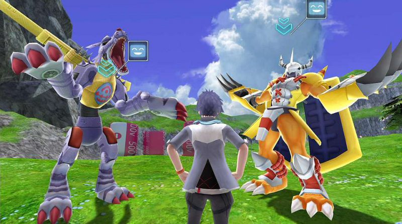 Digimon World: Next Order PS Vita PS4