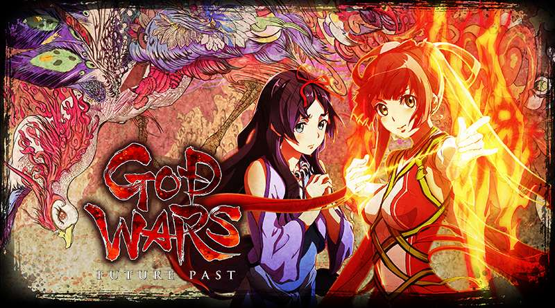 God Wars: Future Past PS Vita PS4