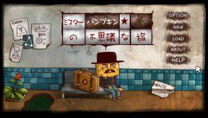 Mr. Pumpkin Adventure PS Vita