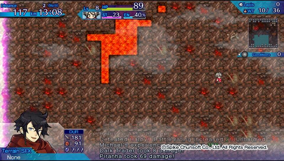 Mystery Chronicle: One Way Heroics PS Vita