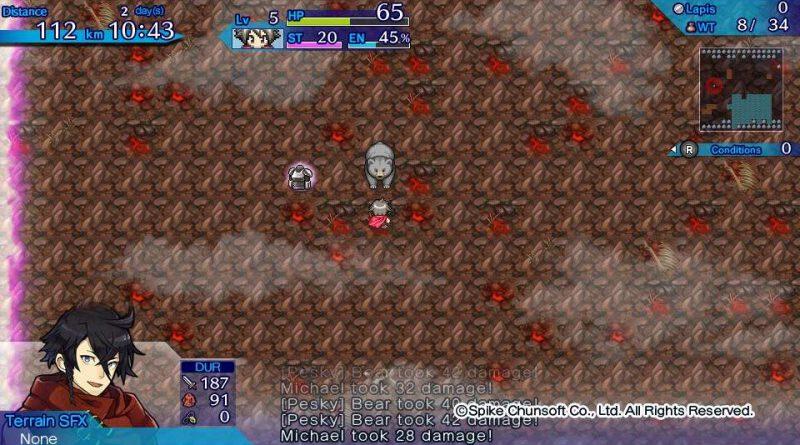 Mystery Chronicle: One Way Heroics PS Vita PS4