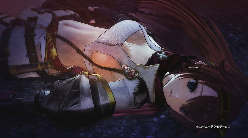 Nights of Azure 2: Bride of the New Moon PS Vita PS4